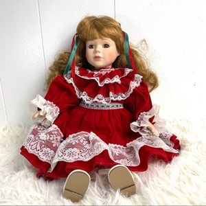 Christine Princess House Collectible Doll